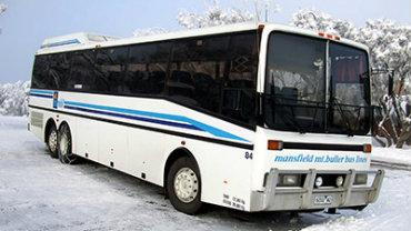 Mansfield & Mt Buller, Travel