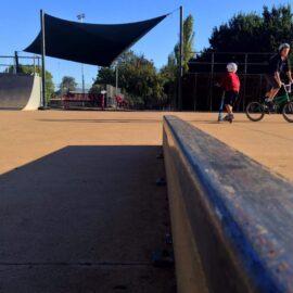 Mansfield Skate Park