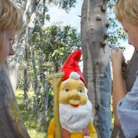 Gnome House and Gnome Roam