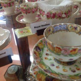 Fine china tea sets