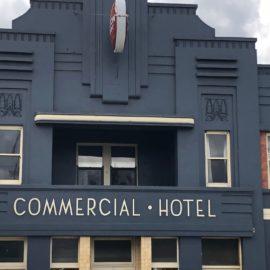 1940's Art Deco Hotel