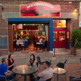 Old Firestation Bistro Bar and Grill